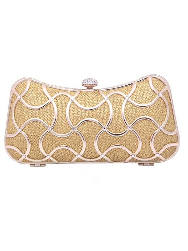 Elegant Bergkristal Party/Evening Bag
