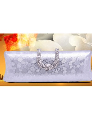 Bergkristal PU Party/Evening Bag