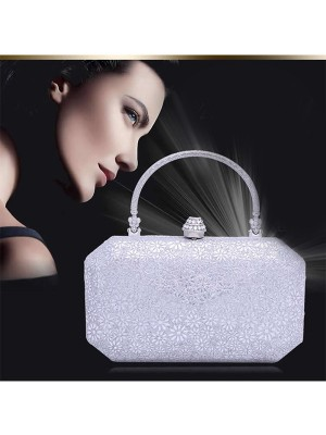 Fashion Bergkristal Princess Party/Evening Bag