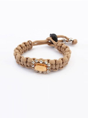 Occident All-match Woven Concise Fashion Armbanden
